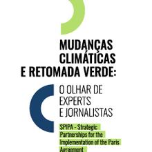 Participações: Stephanie Horel, Oficial de programa da Delegação da União Europeia no Brasil  | Pablo Rojas,Especialista em Mudanças Climáticas e Desenvolvimento Sustentável