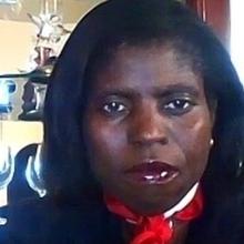 Maria Mbuanda Caneca Gunza Franscisco