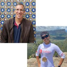 Paulo Facciolla Kertzman e Michelly Wada Monteiro