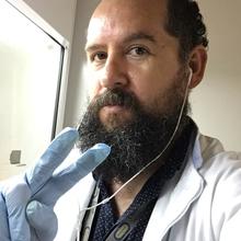 Dr. David Alexandre López Bravo (Chile)