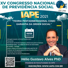 Hélio Gustavo Alves PhD