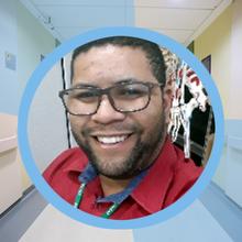 Doutorando Benedito de Souza Guimarães Junior