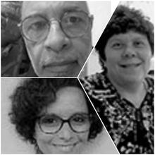 Carlos Palma, Maria Ataide Malcher & Mônica Macedo-Rouet