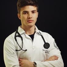 ALUNO PALESTRANTE - Igor Fernando Satin de Oliveira