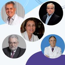 Nilma Antas Neves (BA), Luis Carlos Calmon Teixeira Filho (BA), Marco Aurélio Albernaz (GO), Cesar Eduardo Fernandes (SP) e Hilton Pina (BA)