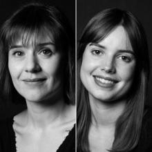 Marie Potel-Saville e Elisabeth Taulbourdet
