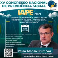 Paulo Afonso Brum Vaz