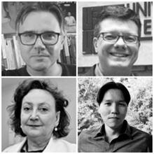 André Azevedo da Fonseca, Arquimedes Pessoni, Margareth Dalcolmo & Helder Nakaya