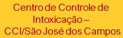 Centro de Controle de Intoxicação de São José dos Campos – CCI/São José dos Campos