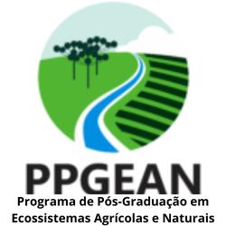 PPG Ecossistemas Agrícolas e Naturais - UFSC