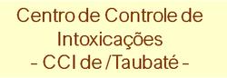 Centro de Controle de Intoxicações de Taubaté  – CCI/Taubaté