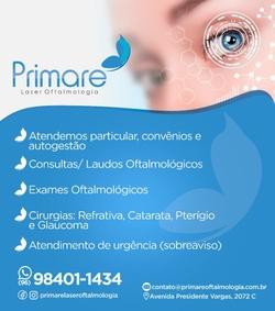 Primare-Laser Oftamologia