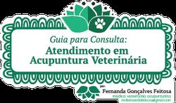 Guia de bolso: Atendimento em Acupuntura Veterinária