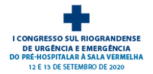 I Congresso Online Sul Rio-grandense de Urgência e Emergência