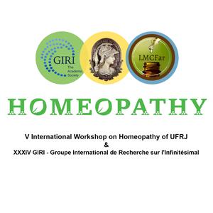 V Workshop Internacional de Homeopatia da UFRJ