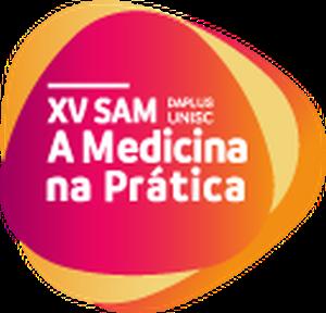 """XV Semana Acadêmica do Curso de Medicina UNISC - """"A medicina na prática"""""""