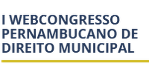 I Webcongresso Pernambucano de Direito Municipal