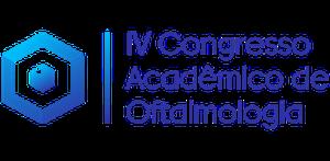 IV Congresso Acadêmico de Oftalmologia.