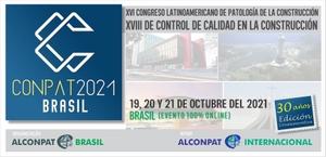 XVI CONGRESO LATINO-AMERICANO DE PATOLOGÍA DE CONSTRUCCIÓN
